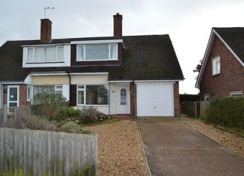 Thumbnail 3 bed semi-detached house to rent in Symons Way, Cheswardine, Market Drayton