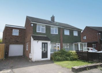 Thumbnail 4 bed semi-detached house for sale in Greenlands Way, Henbury, Bristol