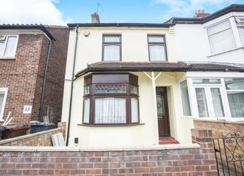Thumbnail 3 bedroom end terrace house for sale in Devon Road, Barking
