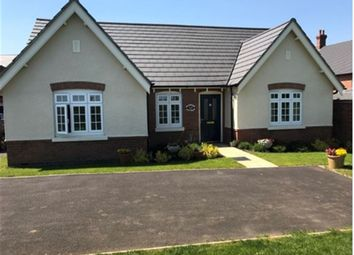 Thumbnail 2 bed detached bungalow to rent in Osbourne Road, West Haddon, Northamptonshire