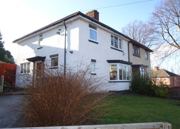 Thumbnail 3 bed property to rent in Rathbone Road, Bearwood, Smethwick