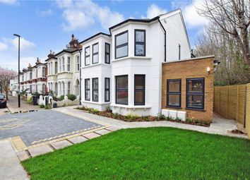 Thumbnail 3 bed end terrace house for sale in Amberley Grove, Croydon, Surrey