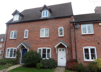 Thumbnail 3 bed terraced house to rent in Shaw Drive, Fradley, Lichfield