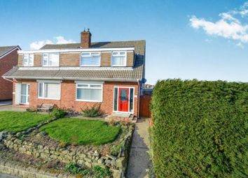 Thumbnail 3 bed semi-detached house for sale in Almond Grove, Scarborough