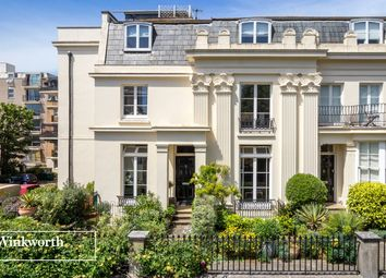 Thumbnail 3 bed end terrace house for sale in Western Terrace, Brighton, East Sussex