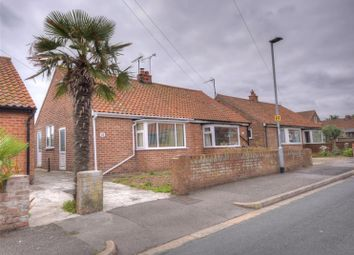 Thumbnail 1 bed bungalow for sale in Mount Drive, Bridlington