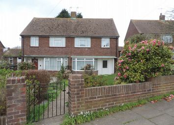 Thumbnail 3 bed semi-detached house for sale in Calgary Road, Bexhill On Sea, East Sussex
