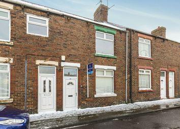 Thumbnail 2 bed terraced house for sale in Barrington Terrace, Ferryhill
