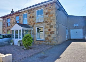 Thumbnail 5 bedroom semi-detached house for sale in Trelissick Road, Hayle