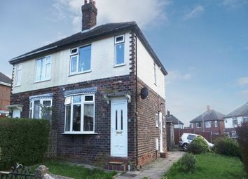 Thumbnail 2 bedroom semi-detached house for sale in Broadway, Meir, Stoke-On-Trent