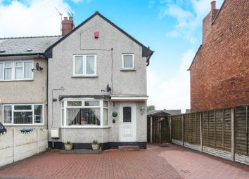 Thumbnail 3 bed end terrace house for sale in Darlaston Road, Darlaston, Wednesbury