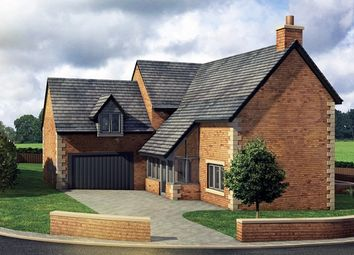 Thumbnail 5 bed detached house for sale in The Caldew, William's Pasture, Aglionby