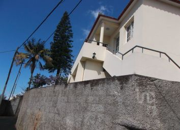 Thumbnail 4 bed detached house for sale in Monte, Monte, Funchal