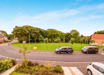 Thumbnail 4 bed town house for sale in Hillside, Hillside Green, Cefn Glas, Bridgend