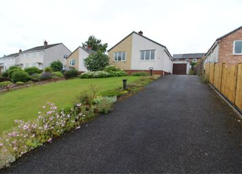 Thumbnail 3 bed detached bungalow for sale in Willow Close, Penrith, Cumbria