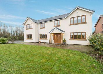 Thumbnail 4 bed detached house for sale in Bradshaw Lane, Pilling, Preston