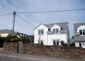 Thumbnail 3 bedroom detached house for sale in Grannys Lane, Perranporth