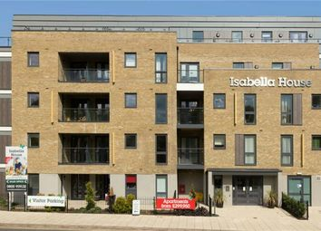 Thumbnail 1 bed flat for sale in Hale Road, Hertford, Hertfordshire