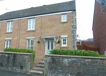 Thumbnail 3 bed semi-detached house for sale in Sunninghill Terrace, Llanelli