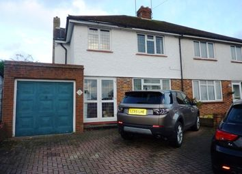 Thumbnail 3 bed semi-detached house for sale in Moor Lane, Chessington