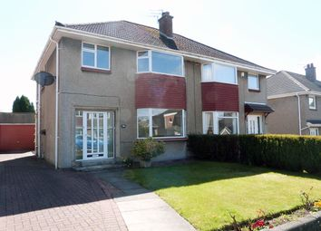 Thumbnail 3 bedroom semi-detached house for sale in Jamieson Drive, Calderwood, East Kilbride