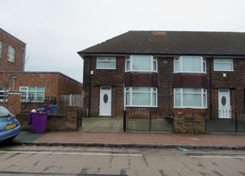 Thumbnail 3 bedroom semi-detached house to rent in Banks Road, Garston, Liverpool