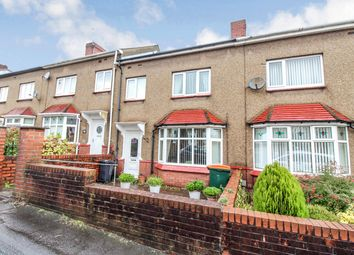 Thumbnail 3 bed terraced house for sale in Tudor Road, Newport