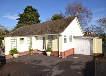 Thumbnail 3 bed detached bungalow for sale in Moorlands Road, Budleigh Salterton, Devon