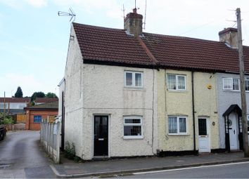 Thumbnail 2 bed terraced house for sale in Main Street, Blidworth, Mansfield