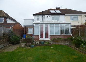 Thumbnail 4 bedroom property to rent in Downs Road, Folkestone