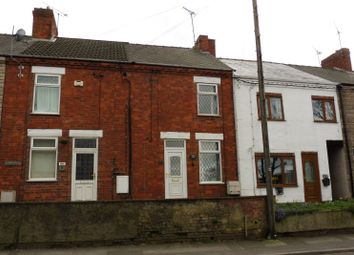 Thumbnail 2 bed terraced house for sale in Station Road, Selston, Nottingham, Nottinghamshire