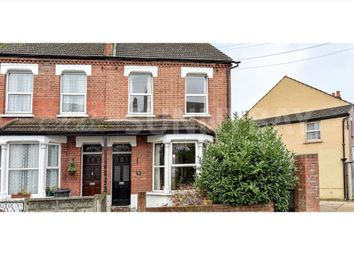 Thumbnail 3 bed end terrace house for sale in Westbrook Road, Thornton Heath