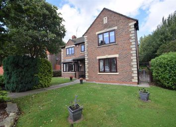 Thumbnail 4 bed detached house for sale in Berkeley Close, Littleover, Derby