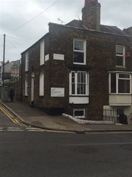 Thumbnail 3 bed end terrace house to rent in Hereson Road, Ramsgate