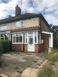 Thumbnail 2 bed terraced house to rent in Baltimore Road, Perry Barr, Birmingham, West Midlands