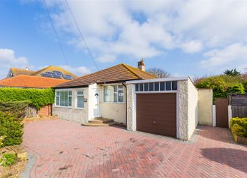 Thumbnail 3 bed semi-detached bungalow for sale in Sea View Road, Birchington