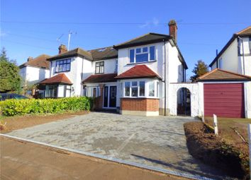 Thumbnail 3 bedroom semi-detached house to rent in Starling Close, Buckhurst Hill, Essex