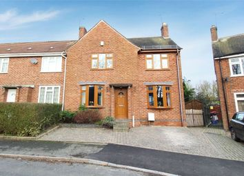 Thumbnail 3 bed end terrace house for sale in Ansley Common, Nuneaton, Warwickshire