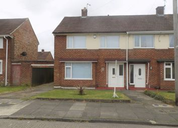 Thumbnail 3 bed semi-detached house to rent in Redbrook Avenue, Stockton-On-Tees