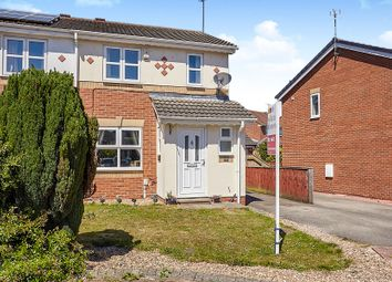 Thumbnail 3 bed semi-detached house for sale in Bramble Hill, Beverley