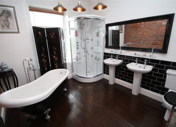 Thumbnail 4 bed end terrace house for sale in Belfield Lane, Firgrove, Rochdale, Greater Manchester