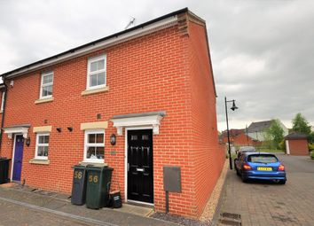 Thumbnail 2 bed terraced house to rent in Holt Close, Singleton, Ashford, Kent