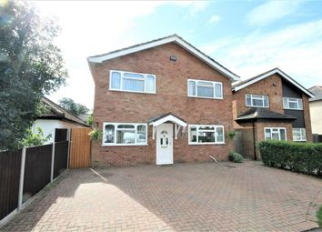 Thumbnail 4 bed detached house for sale in Mid Cross Lane, Chalfont St Peter, Buckinghamshire