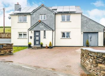 Thumbnail 4 bed detached house for sale in Tresmeer, Launceston