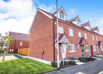 Thumbnail 4 bed end terrace house for sale in Windward Avenue, Fleetwood, Lancashire, .