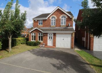 Thumbnail 4 bed detached house to rent in Whisperwood Drive, Balby, Doncaster