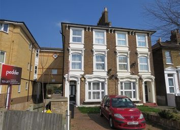 Thumbnail 3 bed flat to rent in Rosewood Terrace, Laurel Grove, London