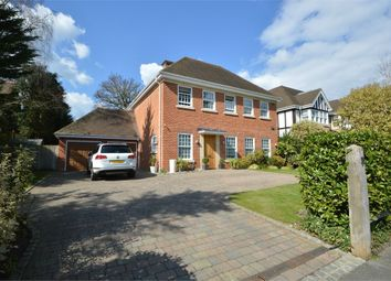 Thumbnail 6 bed detached house to rent in Burwood Park Road, Hersham, Walton-On-Thames, Surrey