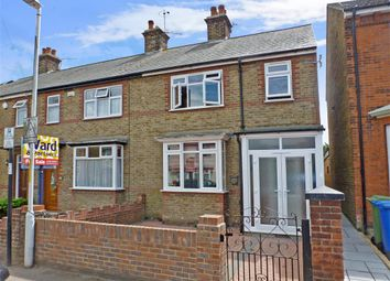 Thumbnail 3 bed end terrace house for sale in Athelstan Road, Faversham, Kent