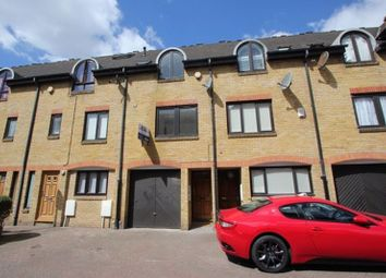 Thumbnail 4 bed terraced house to rent in Roding Mews, London